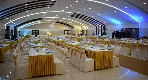 book convention centre in pala